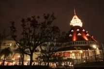 Hotel Del Coronado Night - Sharing