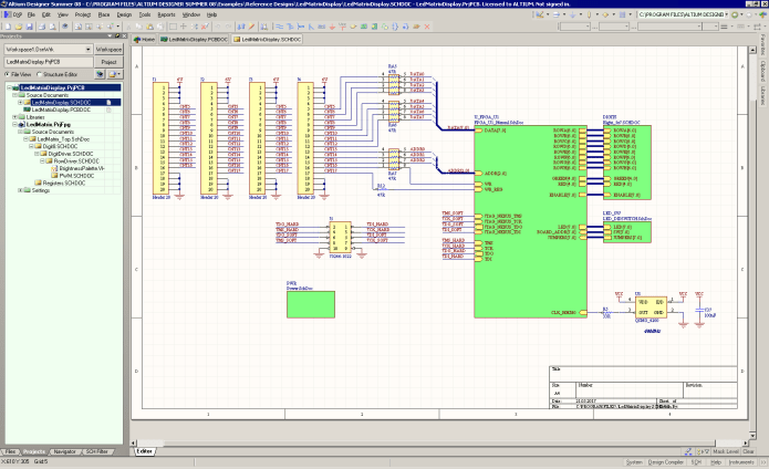 working with Altium Designer Summer 7.1 full license