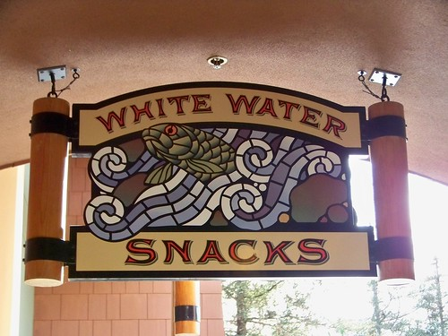 White Water Snacks at Disney's Grand Californian