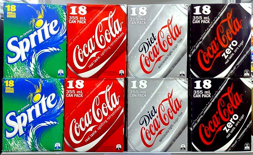 Ever grabbed Sprite when you meant to grab Coke? Yeah, me neither.