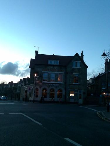 The Grange Pub by markhillary