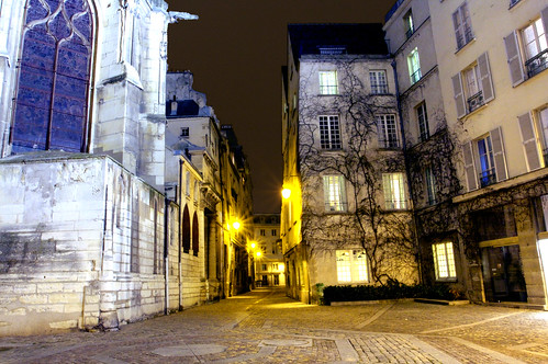Rue des Barres, La Marais, Paris