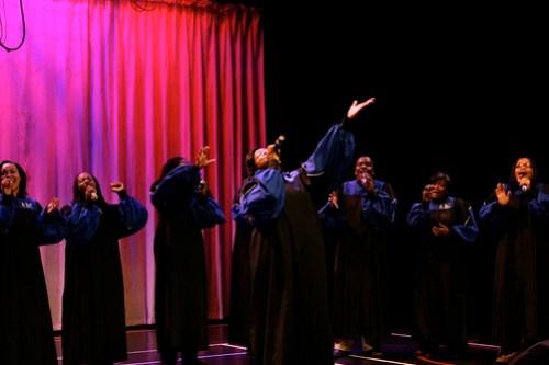 Howard Gospel Choir 10