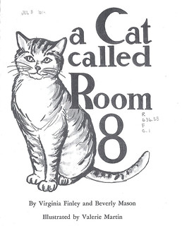 The Title Page from Room 8's Biography
