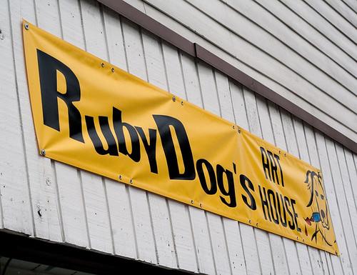 RubyDog's Art House