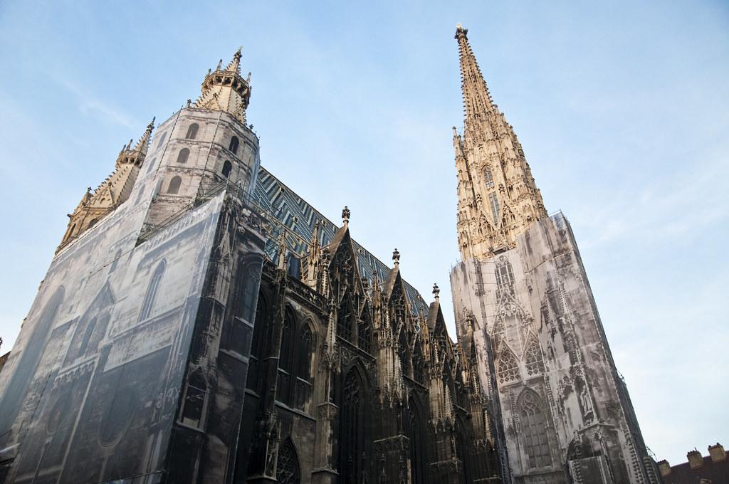 Stephansdom in Vienna's Innere Stadt