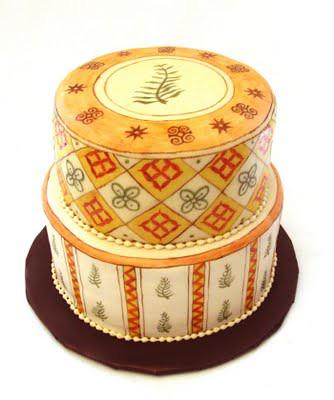 Adinkra Cake Jollye