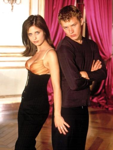 Kathryn Merteuil and Sebastian Valmont