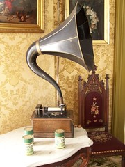 Geneva NY ~ Phonograph Player