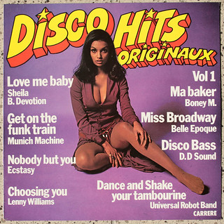 Disco Hits Originaux Vol.1 (from Relationship VIII)