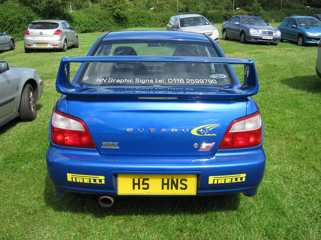 hight resolution of 2002 subaru wrx sti prodrive impreza 1994cc h5hns fn02fmp by midlands vehicle photographer