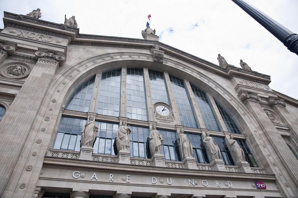 Paris Gare du Nord Station