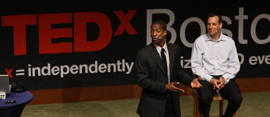 TEDxBoston 2010: MacCalvin Romain, John Werner
