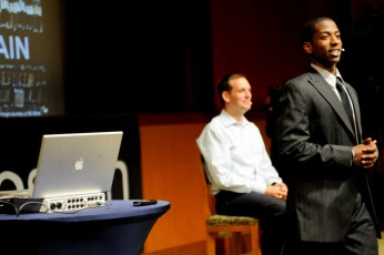 TEDxBoston 2010:John Werner, MacCalvin Romain