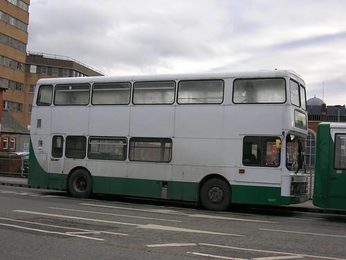 Leyland Olympian, G501 SFT, Northern Counties body, SpeedwellBus, Ashton-under-Lyne