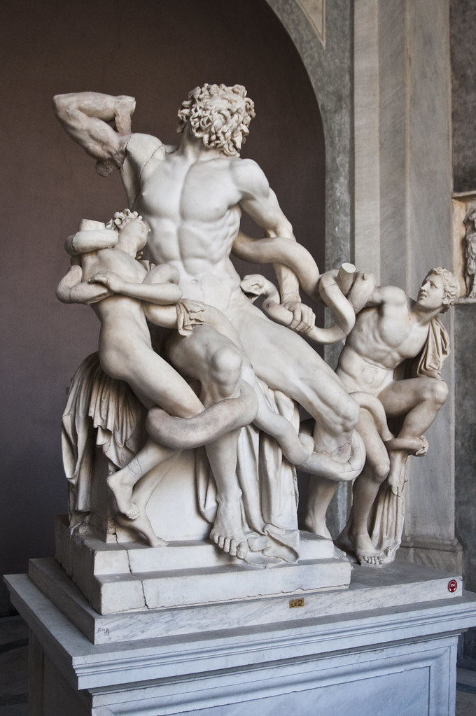 The Laocoonte