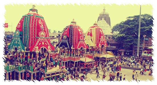 Rathyatra At Puri
