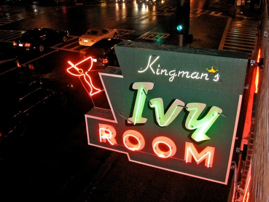 Kingman's Ivy Room - 860 San Pablo Avenue, Albany, California U.S.A. - February 12, 2007