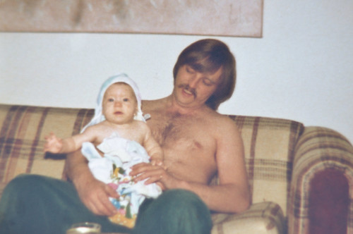 My dad and I (5 months)