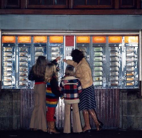 Automatiek / Automat for snacks