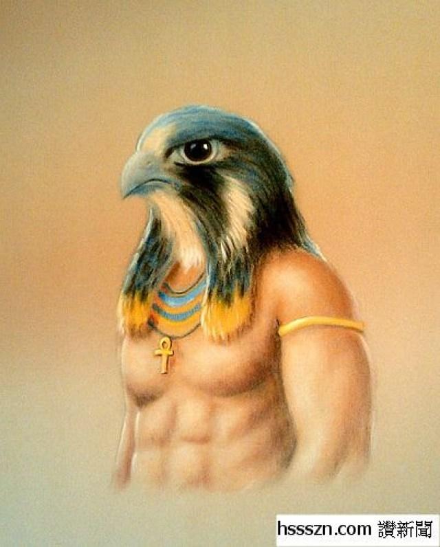 egyptian-sign-horus 1_结果