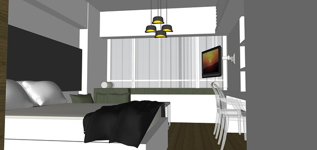Our studio, 2011