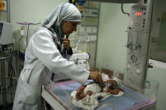 Doctor at Fallujah hospital