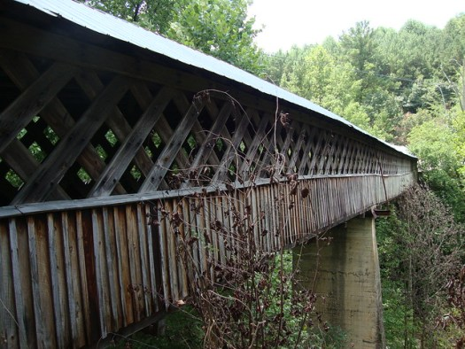 Blount County, Alabama Covered Bridges