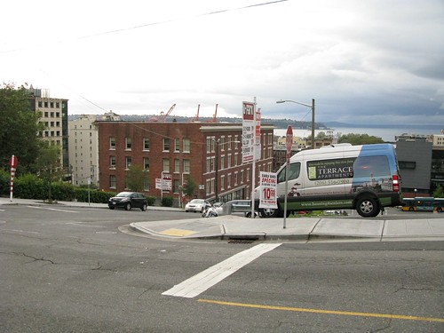 Alki Hotel from 6th, 2010