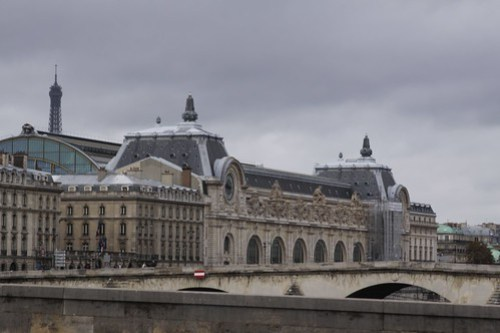 Museo d'Orsay. Paris