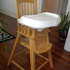 Eddie Bauer High Chairs Gateleg Table And Set Wood Highchair Sturdy Chair From Edd Flickr By W2scott