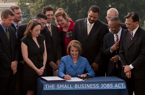 Small Business Jobs Act