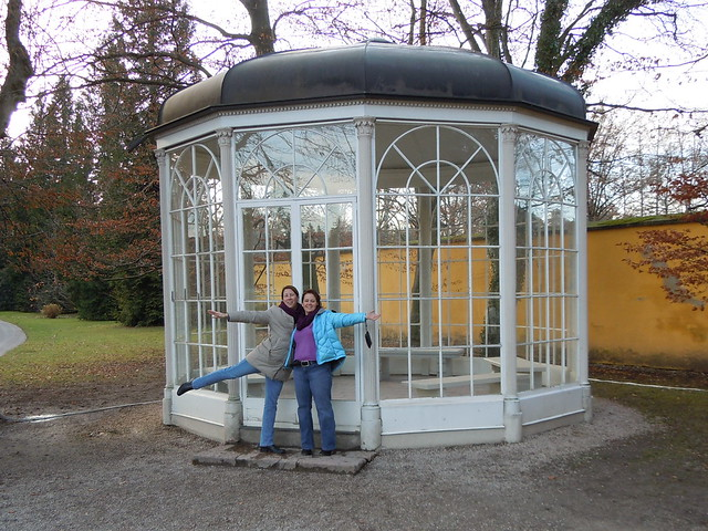 Sound of Music gazebo