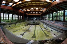 Abandoned Catskill Resort Hotel