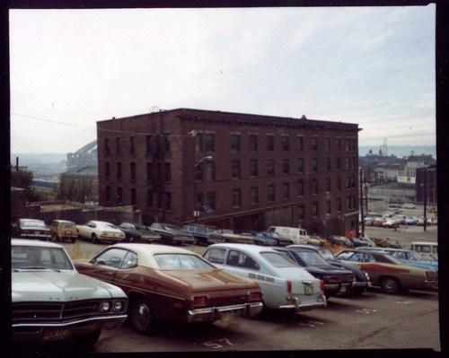 Alki Hotel from Washington, c 1974