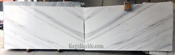 Colorado Lincoln Bookmatched 3cm Natural Stone Marble Slabs For Countertops & Wall