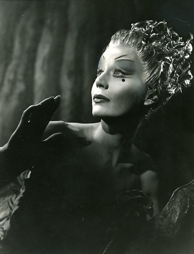 Margaret Leighton as Ariel, The Tempest SMT 1952