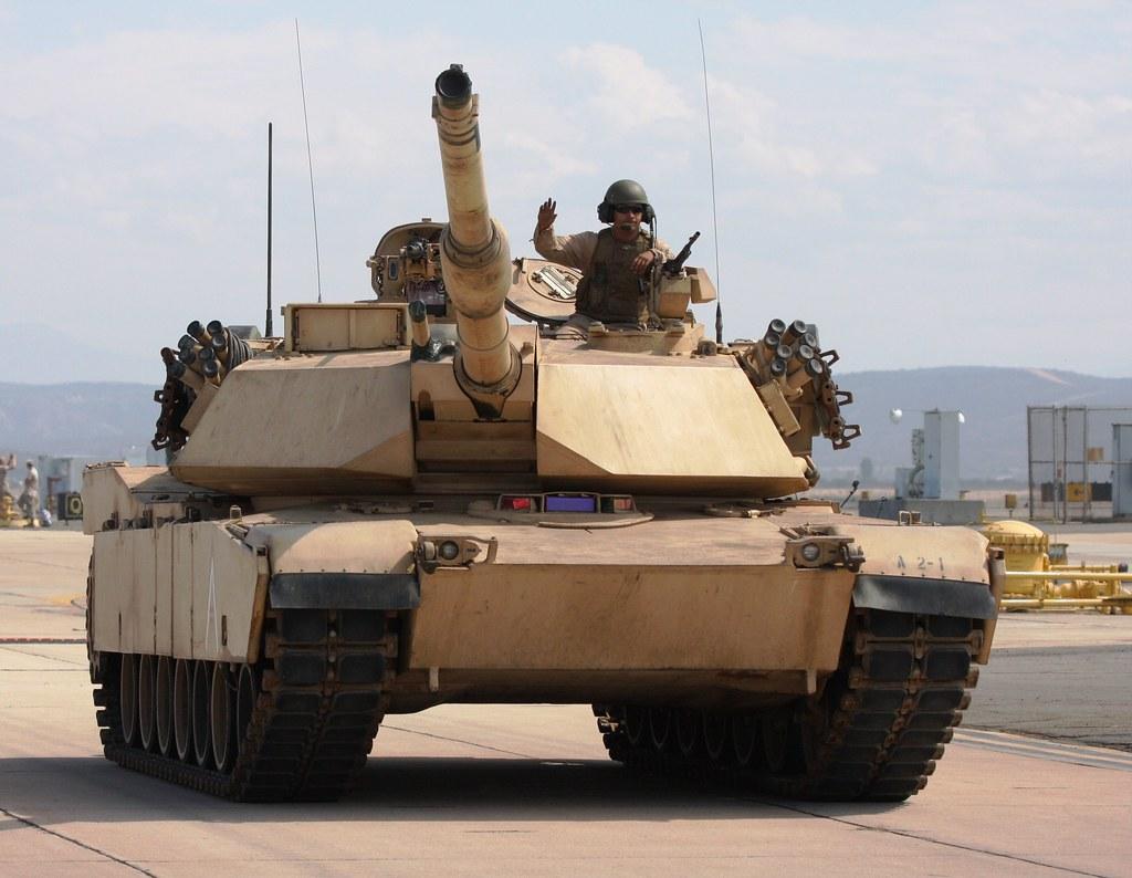 對美軍購M1A1戰車 2020年前返臺防衛首都 @ Oolxiang烏龍鄉(國防科技)網 :: 痞客邦