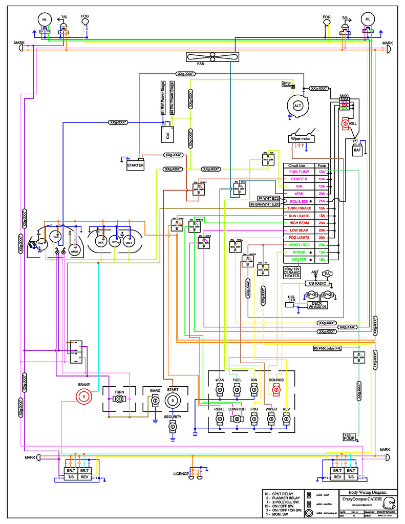 hight resolution of wiring diagram rev 14