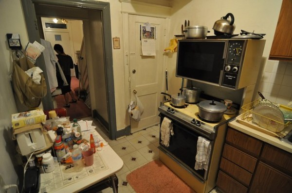 Pre-closing: kitchen southeast