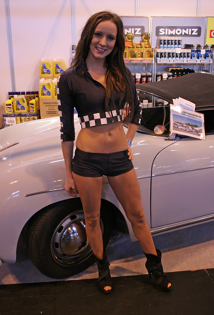 Custom Car Show Models