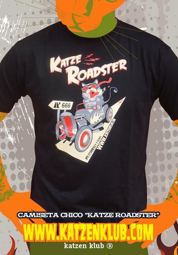 katzen klub katze Roadster por katzenklub