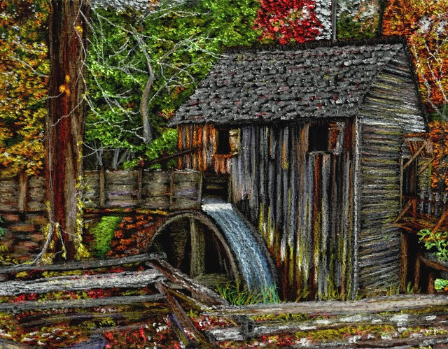 Smoky Mountain Mill
