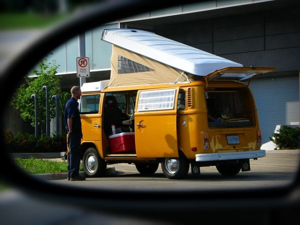 Volkswagen Transporter Pop Up Camper