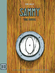 Sammy the Mouse #3 by Zak Sally - front cover