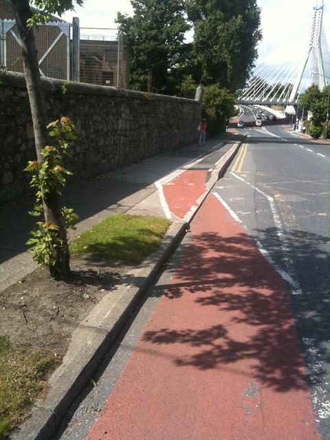 WB: Braemor Road - Upper Churchtown Road - Taney Road (21-08-2010)