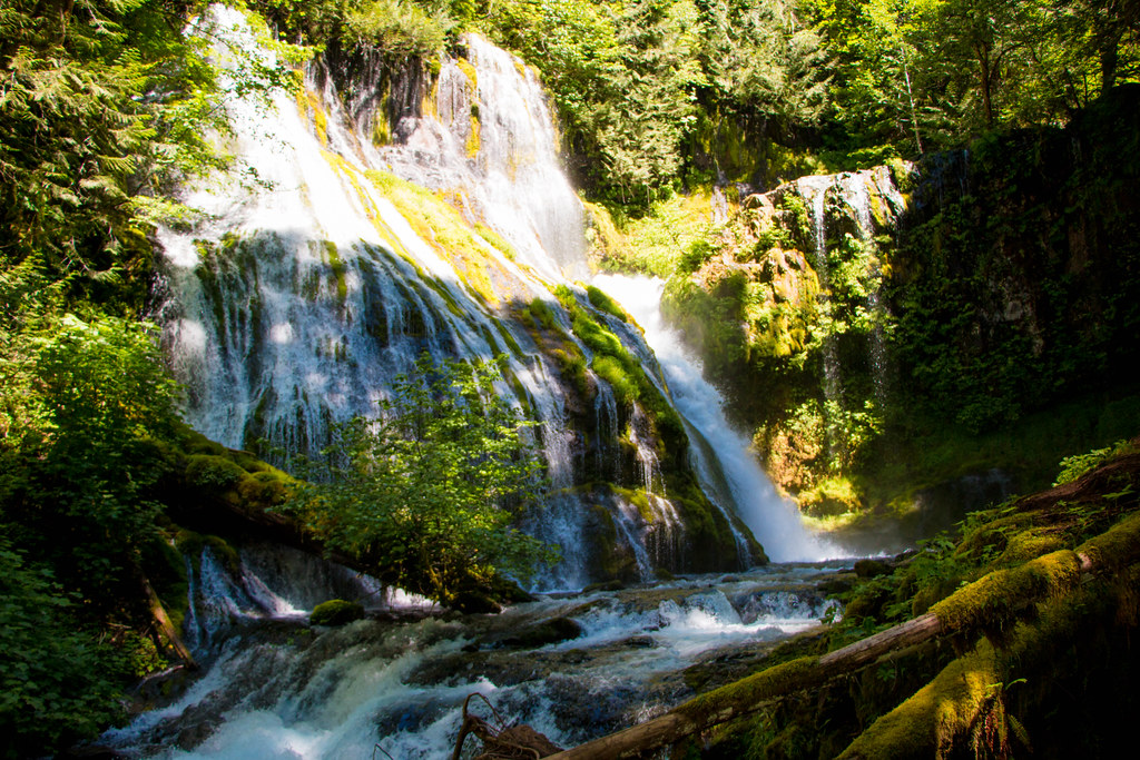 07.02. Panther Creek Falls