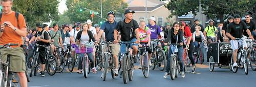 San Jose Bike Party