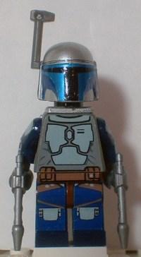 Mandalorian Lego Jango Fett | Flickr - Photo Sharing!