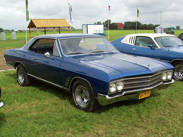1966 Buick Skylark Tail Lights